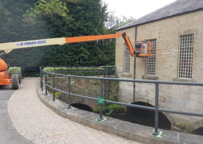 Cherry-Picker-access-for-Painting-Windows-Calver-Derbyshire
